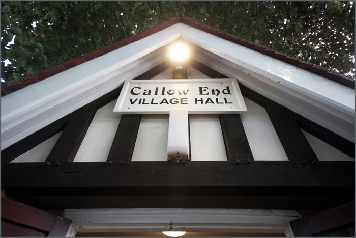 Callow End Village Hall